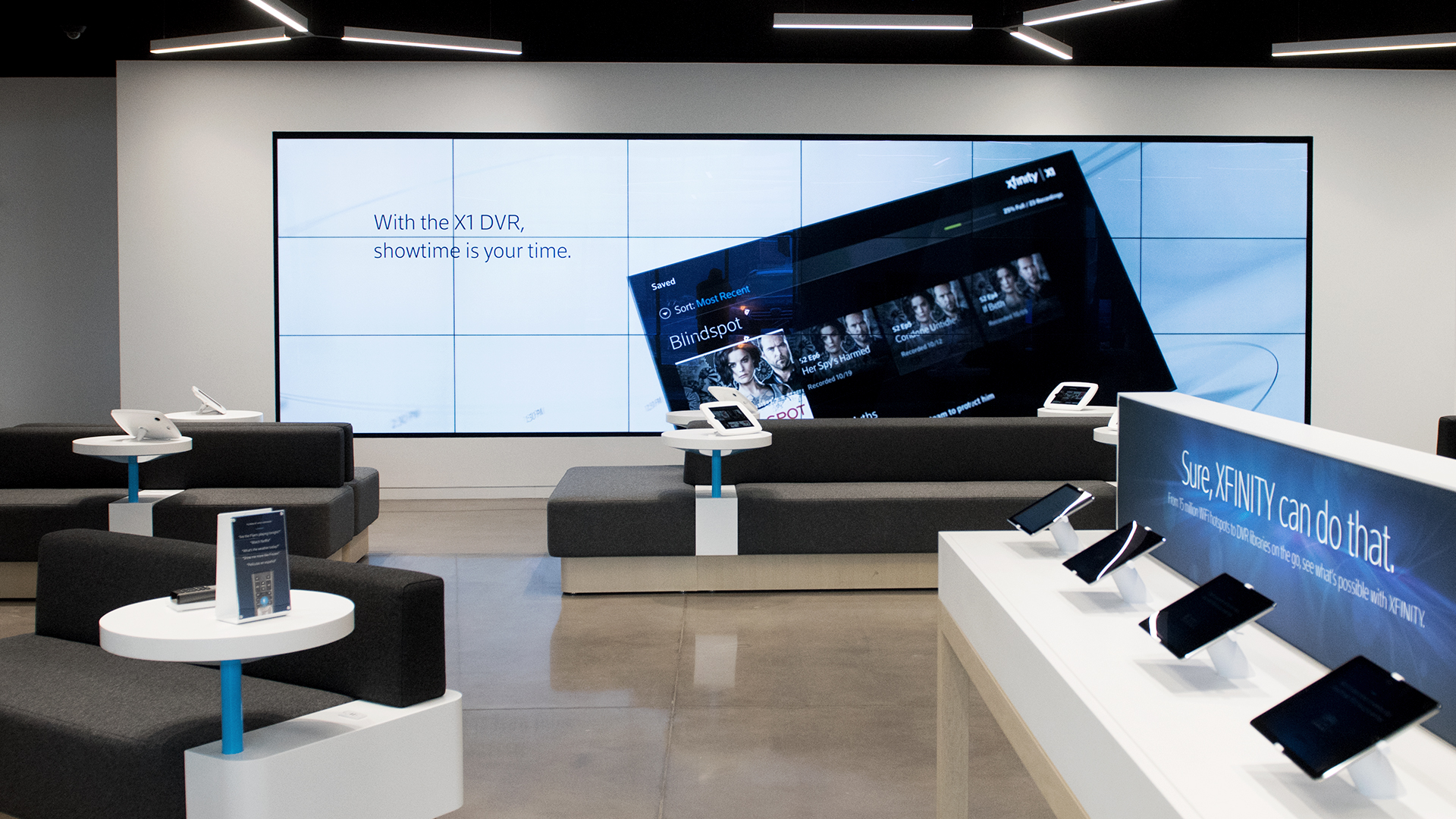 Comcast – In-Store Experience